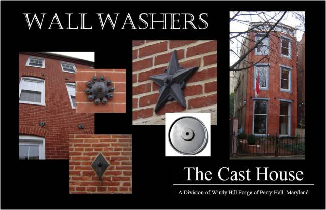 The Cast House Wall Washer Final Front