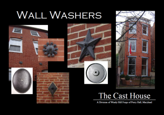 wallwashers post card